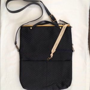 Monday Morning Studio Crossbody messenger bag